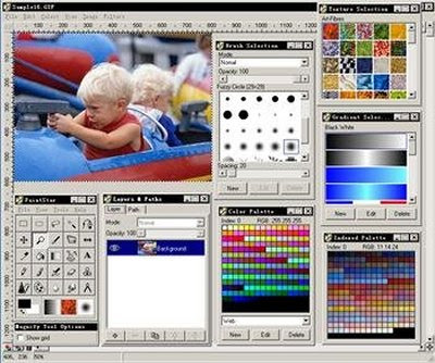PaintStar - Free Image Editor Software