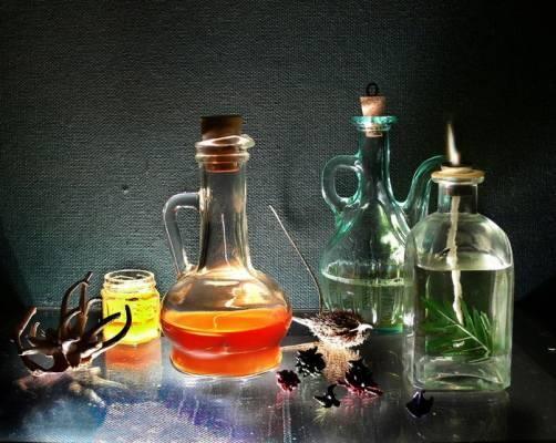 Предмет химии явления химические и