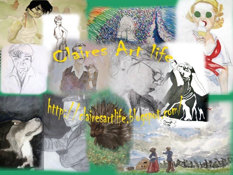 Claires Art Life
