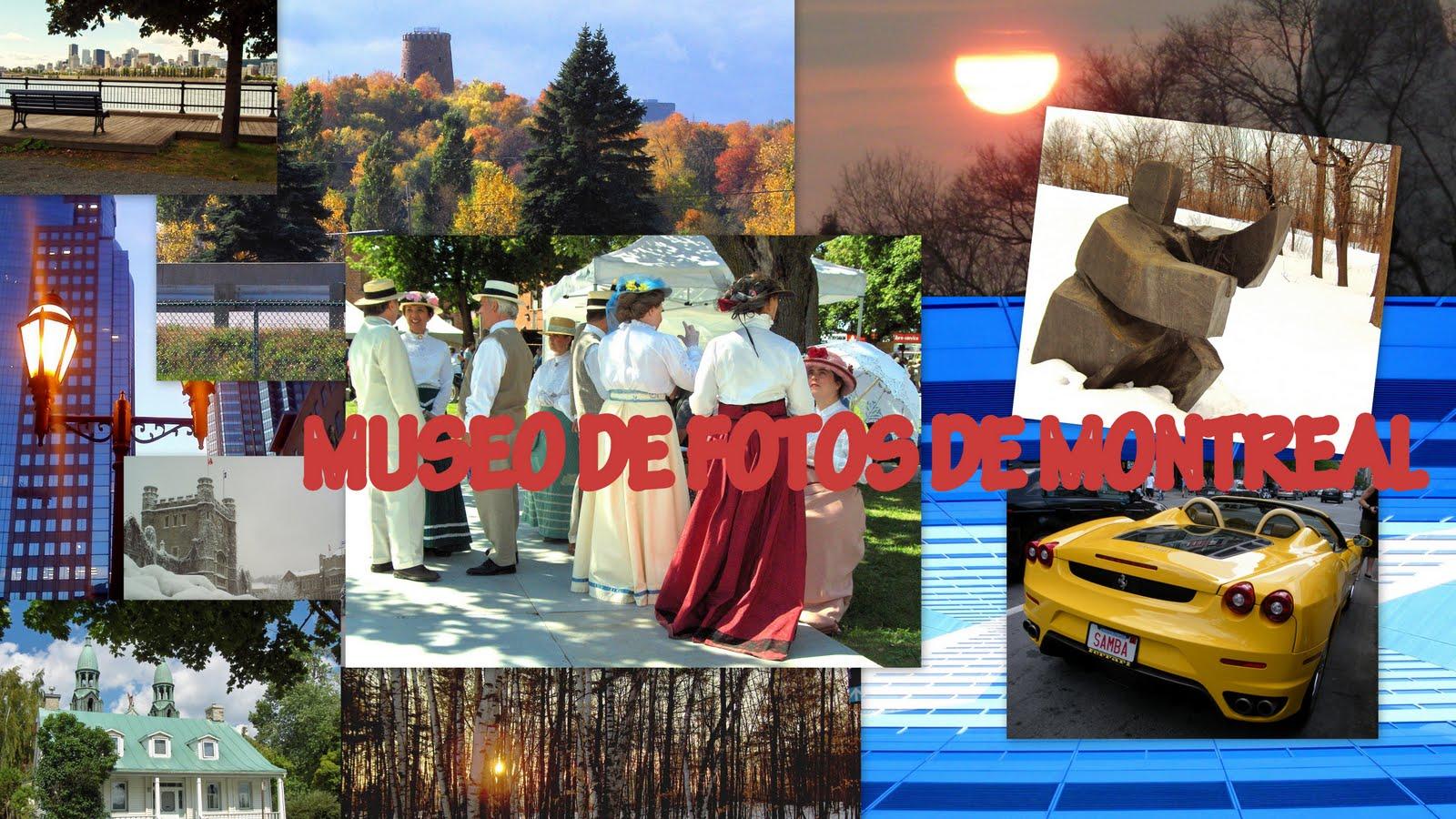MUSEO DE FOTOS DE MONTREAL