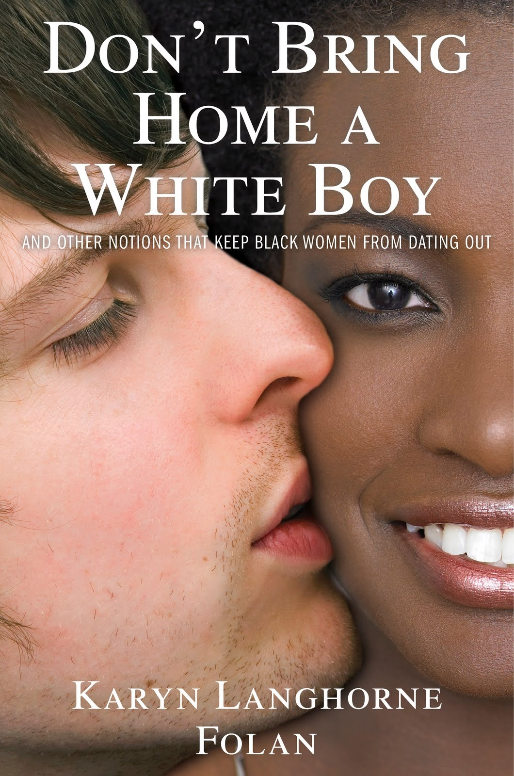 Arguments on interracial dating