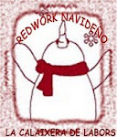 Sal Redwork Navideo