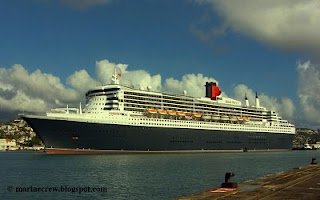 Queen Mary 2 фото