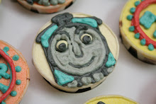 THomas cupcakes