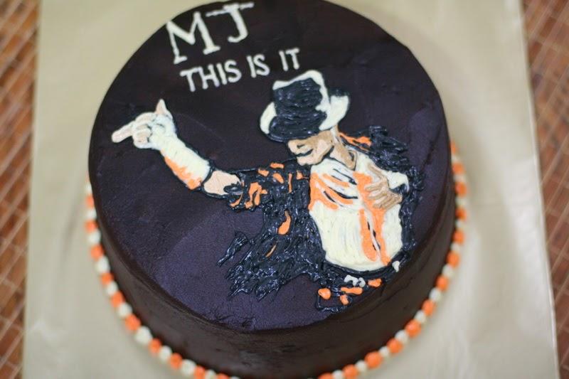 Michael Jackson Cake Pops