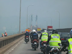 aT Penang  Bridge