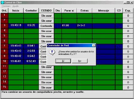 descargar control de ciber cliente gratis