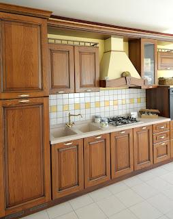 Op mobili stok cucine rustiche - Pulire mobili legno cucina ...
