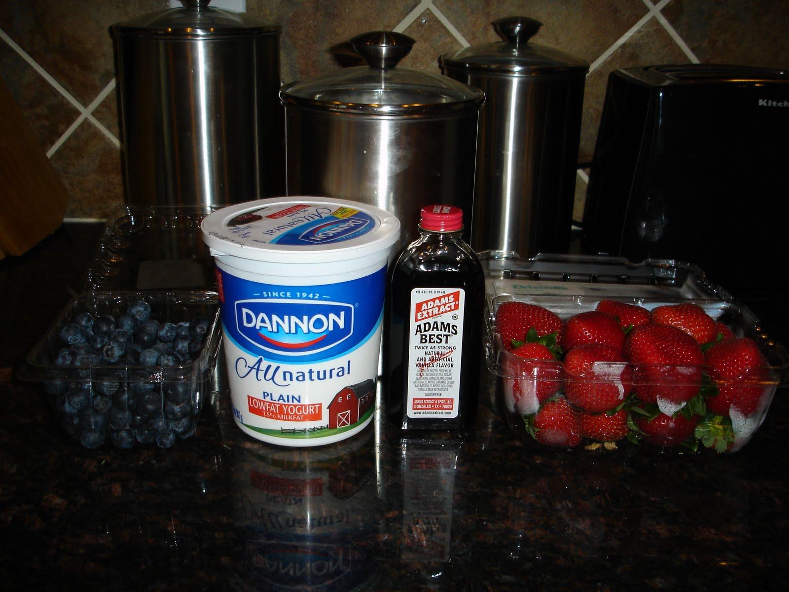 Journey to Fabulous Foods: Firecracker Ice Pops