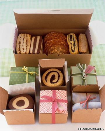 Печенья в подарок своими руками