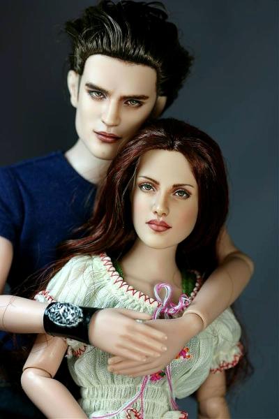 Twilight story of Angel