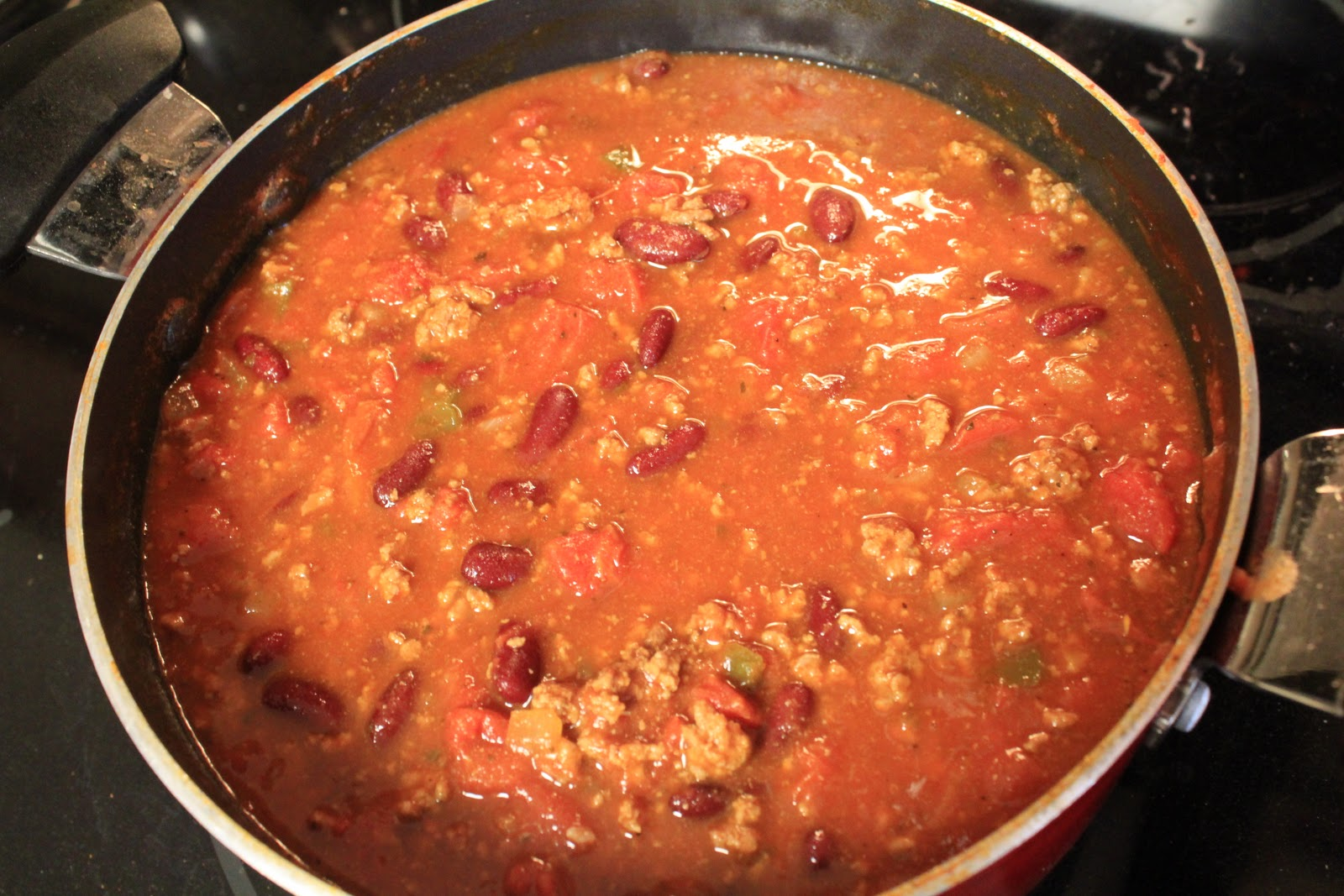 Because chili freezes great, I usually make a big batch instead. Here ...