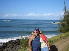 Rodando pelo Brasil - Praia da Ribanceira - Imbituba - SC