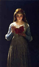 Ofelia leyendo