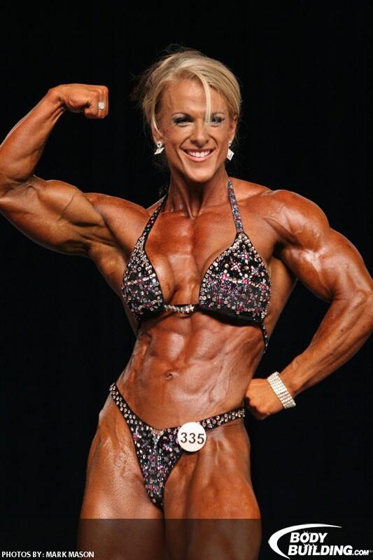 Kris Murrell Bodybuilder
