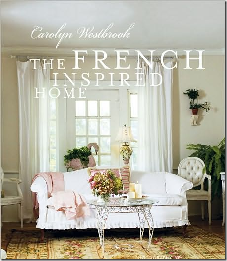 the perfect french wall color - French Decor