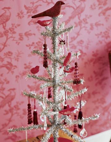 Miniature Christmas Tree Topper