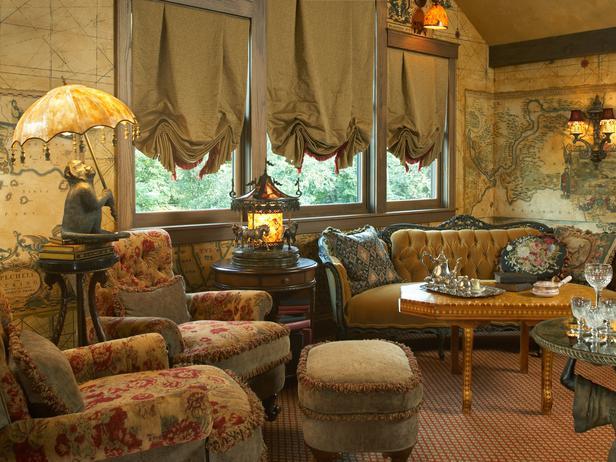 Maison Decor Lush Rooms