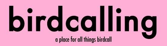 birdcalling