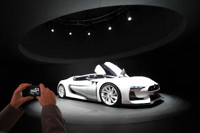 Citroen GT Concept - Geneva Motor Show