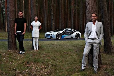 Frankfurt Motor Show - BMW Vision Efficient Dynamics Concept