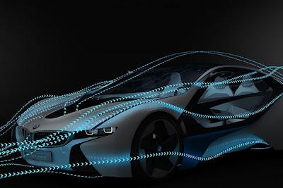 Frankfurt Auto Show - BMW Vision Efficient Dynamics Concept