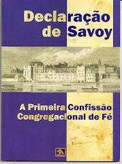 CONFISSÃO DE FÉ CONGREGACIONAL
