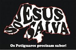 SÓ JESUS SALVA