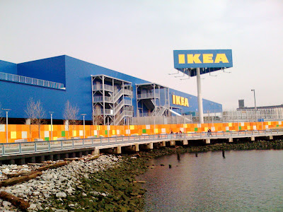 Raising four in brooklyn ikea brooklyn for Ikea new york city