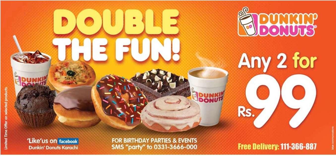 Dunkin Donuts Ad Dunkin  donutsDunkin Donuts Banner Ad
