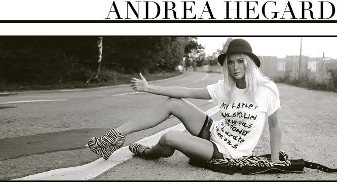 ANDREA HEGARD
