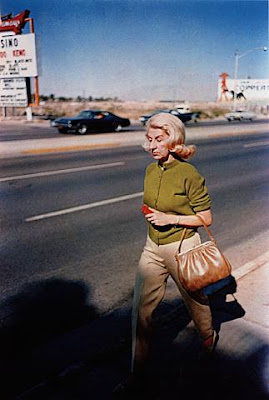 image copyright; William Eggleston; text: PDB