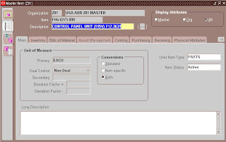 Oracle Applications - Suresh Vaishya: Changing the color of an ...