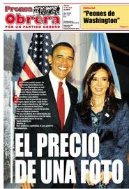 Prensa Obrera Nro 1124