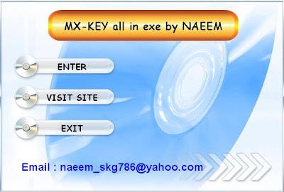 mx-key video
