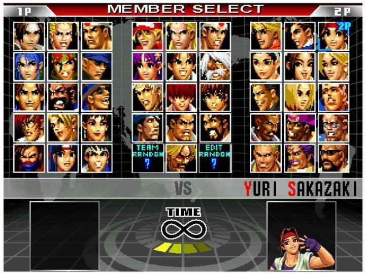 Download BAIXAR GAME The King of Fighters 98 Unlimited Match   PC