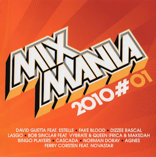 Mixmania 2010 Volume 1