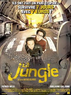 Filme Poster Duros em Paris DVDRip Dublado