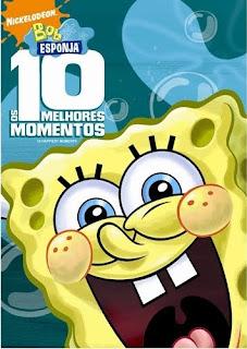 Telona.org: Baixar Filme Bob Esponja - Os 10 Melhores Momentos DVDRip Dublado grátis