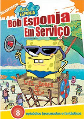 Bob Esponja Em Serviço DVDRip XviD & RMVB Dublado