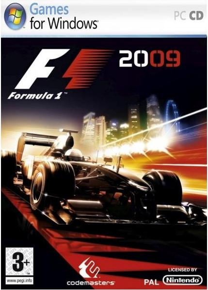 Download Formula 1   2009 Delux + TRADUÇAO