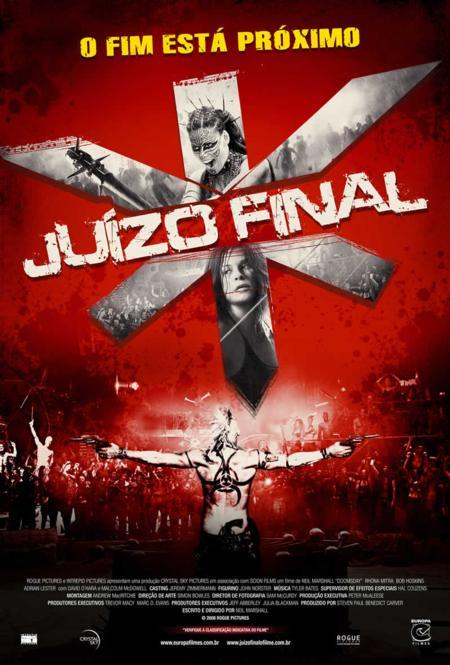 Baixar Juízo Final – Doomsday (Dual Audio) DVDRip