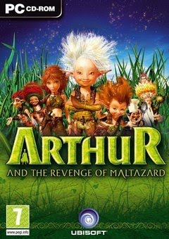 Arthur And The Revenge of Maltazard – PC Full
