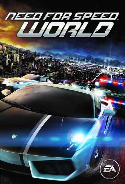 Need For Speed World 2010