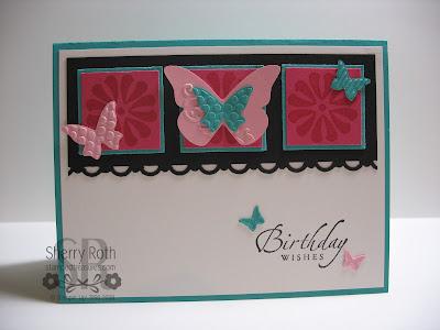 Beautiful Butterflies Birthday Wishes