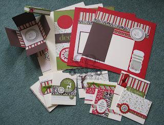 Christmas Jingle Simply Scrappin' Kit