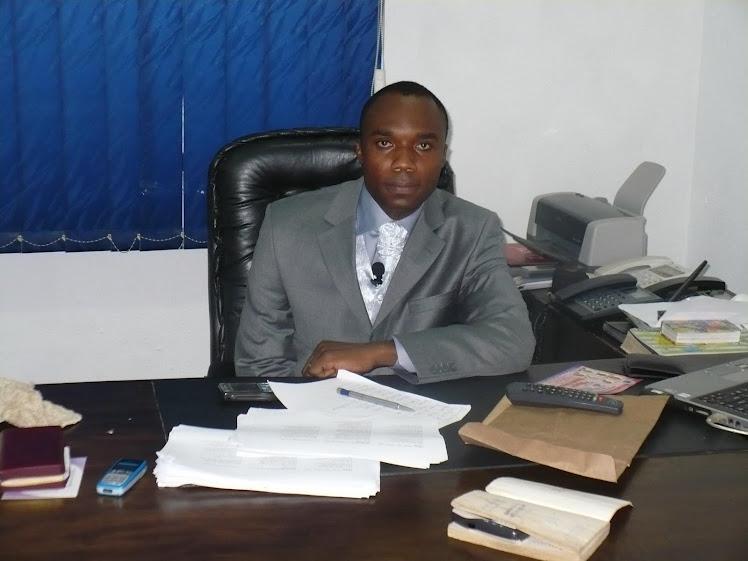 Pastor Peter Yakubu