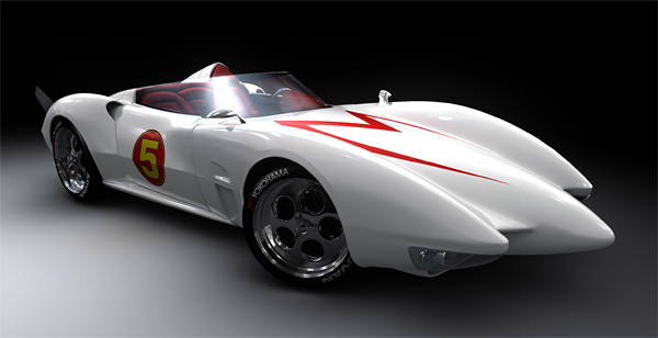 Mach5 Speed Racer