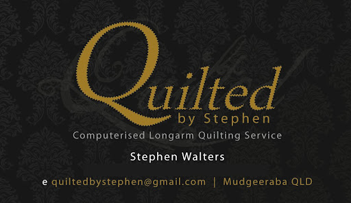 Quilted by Stephen