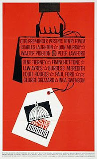 Advise and Consent post by Saul Bass